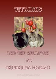 Vitamins And The Relation To Chinchilla Disease